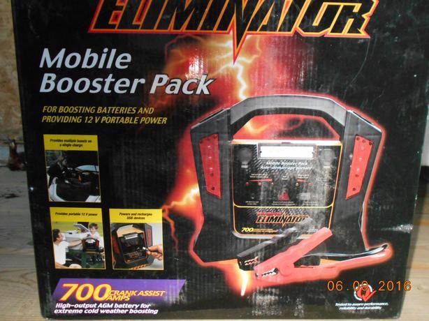 Portable Power Pack Autos