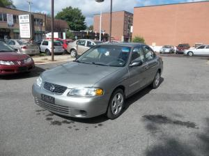 2003 Nissan Sentra XE Sedan 160000 km safety and E test