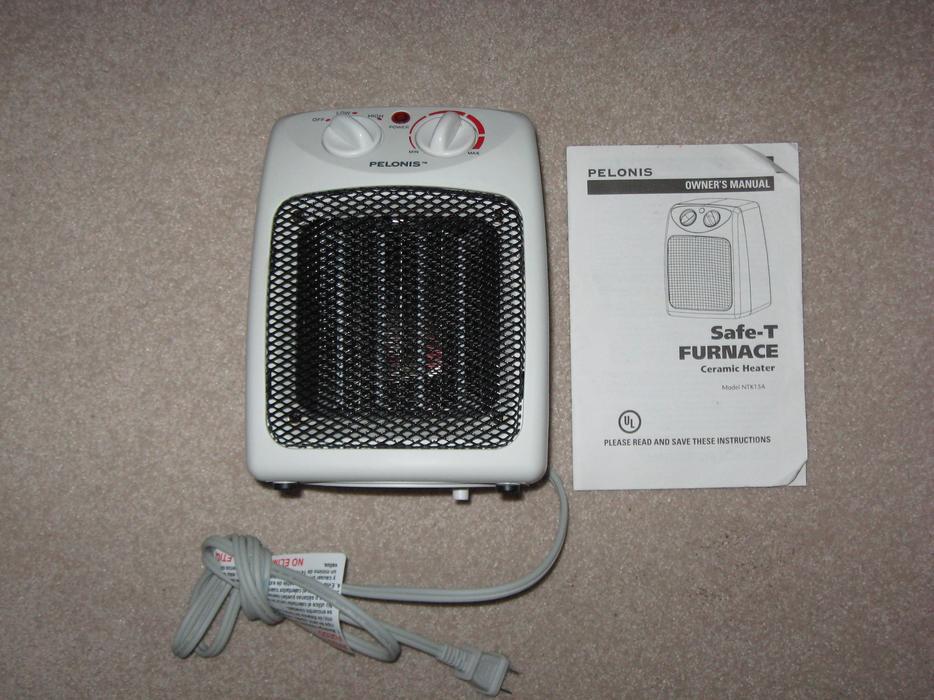 Pelonis Heater Original