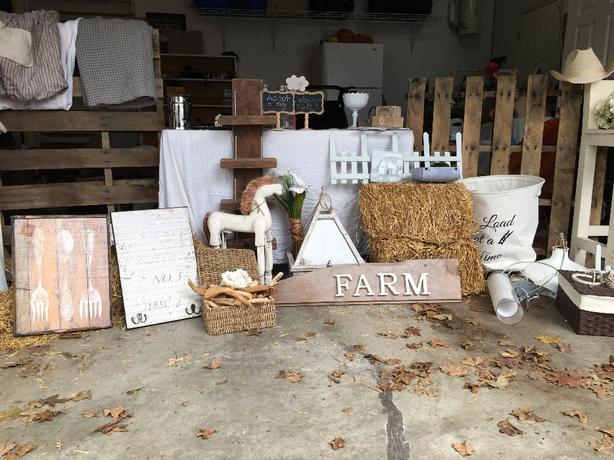 Farmhouse Cottage Rustic Style Home Decor FLASH SALE Saanich