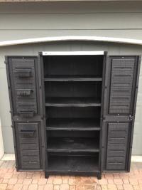 HUSKY Garage Storage Cabinet Shed Saanich, Victoria