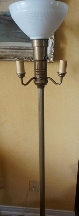 Rewiring Old Lamp