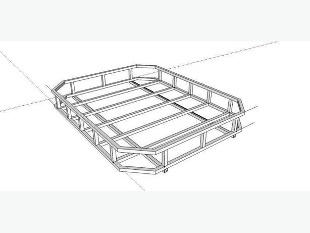 WANTED: looking for a roof rack for Express van or GMC