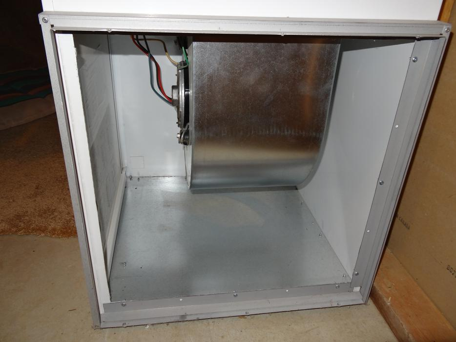 Nortron (Broan) 10K Electric Furnace Model 21B10 North