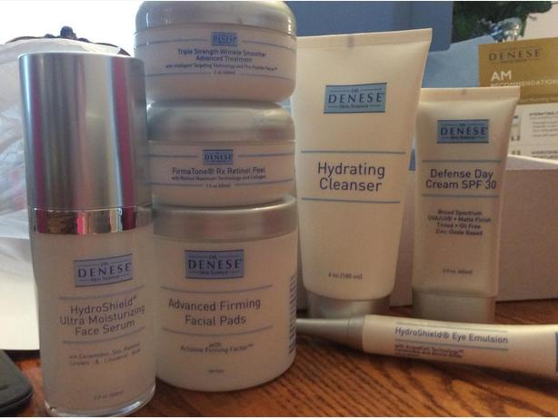 Dr Denese Skin Products