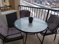 Patio Furniture table and 3 chairs East Regina, Regina