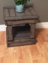 Rustic Coffee tables and End tables Kensington, PEI - MOBILE