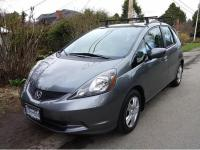 2013 Honda Fit LX AT with Thule roof rack & LOW mileage