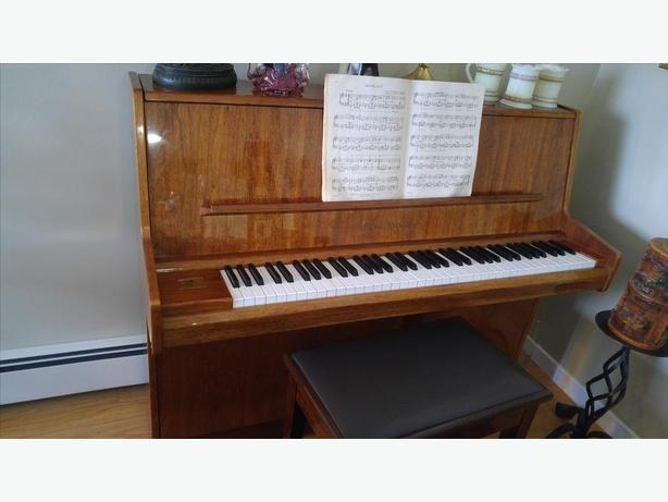 Apartment Size Piano for sale Summerside PEI