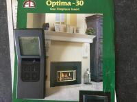 Gas fireplace insert archguard optima 30 Saanich, Victoria