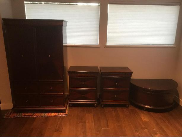 Bombay Bedroom Furniture Legacy Classic Evolution