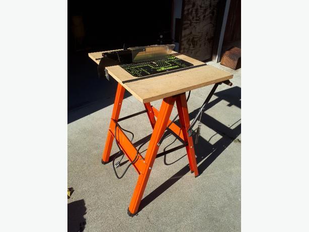Hirsh Saw Table