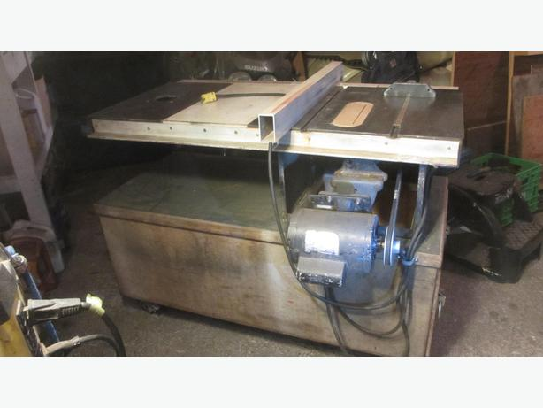 Rockwell Beaver Table Saw Model 34050