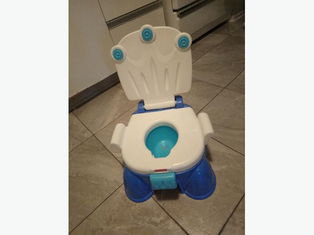 singing potty chair minnie mouse upholstered toys r us fisher price central ottawa inside greenbelt