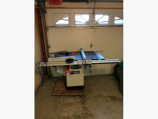 Delta Industrial Table Saw
