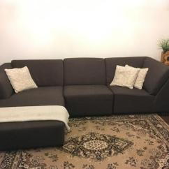Montreal Sectional Sofa In Slate Sam S Club O Connor Leather Motion Eq3 Morten 3 Piece Central Ottawa Inside Greenbelt