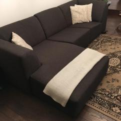 Montreal Sectional Sofa In Slate Cheap Sofas Portland Eq3 Morten 3 Piece Central Ottawa Inside Greenbelt