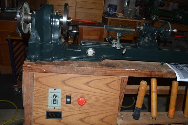 Walker Turner Lathe