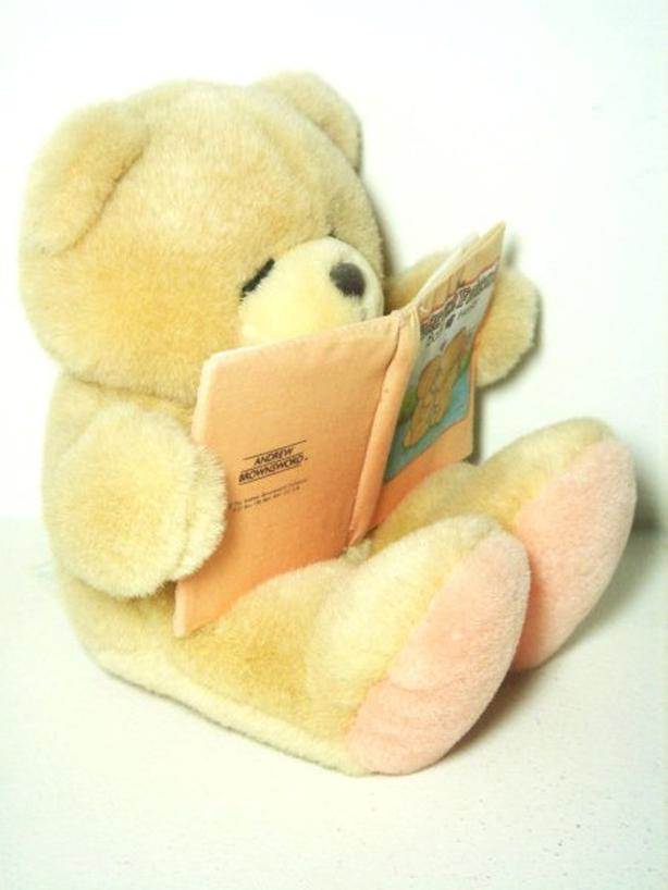 Andrew Brownsword Forever Friends Plush Bear Vancouver ...