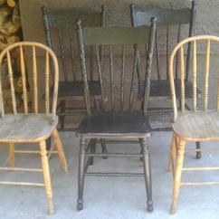 Vintage Kitchen Chairs Back Splashes Funky Shawnigan Lake Cowichan