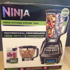 Ninja Mega Kitchen 1500 Minnesota Cabinets System Parksville Nanaimo