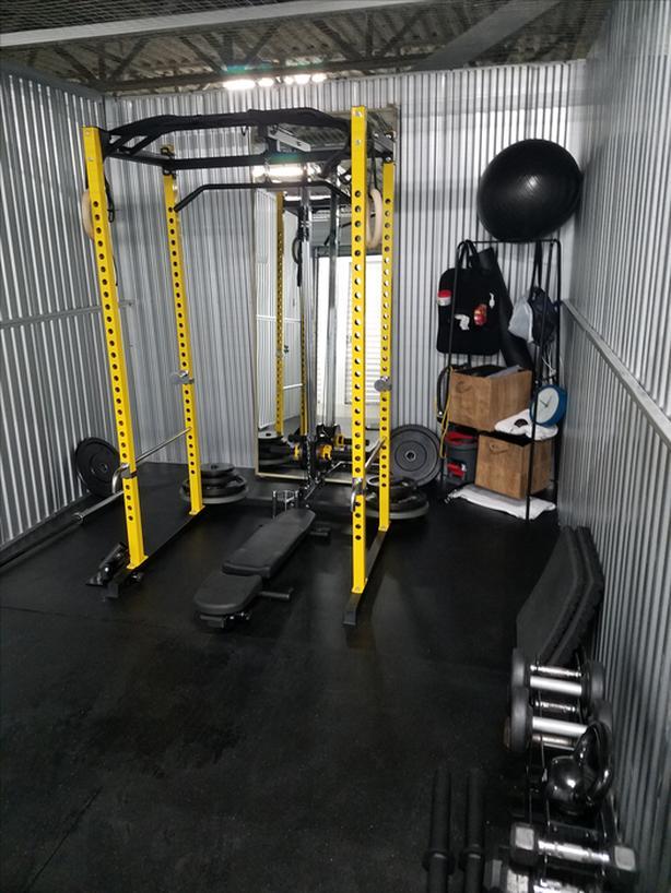 power rack squat rack