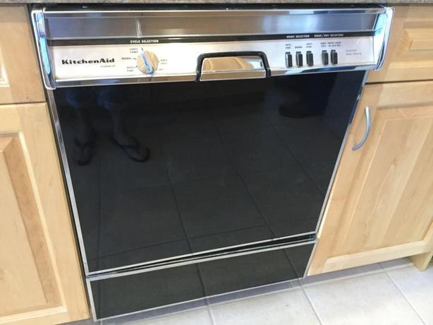kitchen aid dishwashers whirlpool appliance package built in dishwasher victoria city