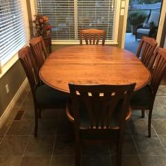 Large Kitchen Table Cabinets Raleigh Nc Saanich Victoria