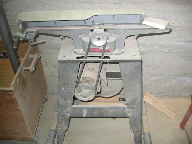 4 Inch Jointer Planer | WoodWorking