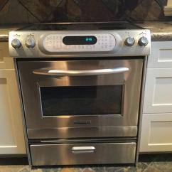 Kitchen Aid Range Exhaust Cleaning Stainless Steel Kitchenaid Outside Nanaimo