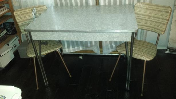 retro kitchen table remodel los angeles west shore langford colwood metchosin highlands