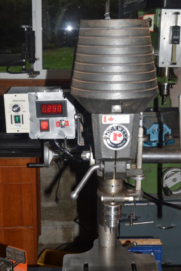 Rockwell 11 Drill Press
