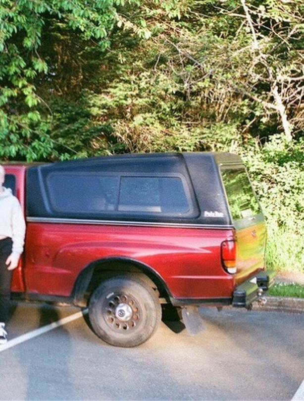 Ranger Truck Cap : ranger, truck, Truck, Canopy:, Mazda, B-Series/, Ranger, Victoria, City,, MOBILE