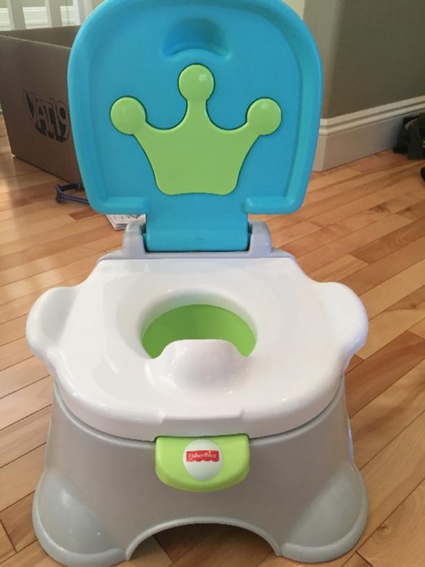 singing potty chair plastic toddler fisher price training saanich victoria