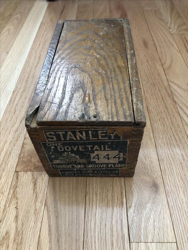 Stanley 444 Dovetail Plane