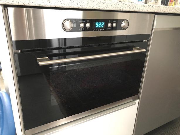100 ikea nutid built in microwave