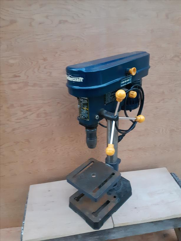 Mastercraft 8 Inch Drill Press Surrey