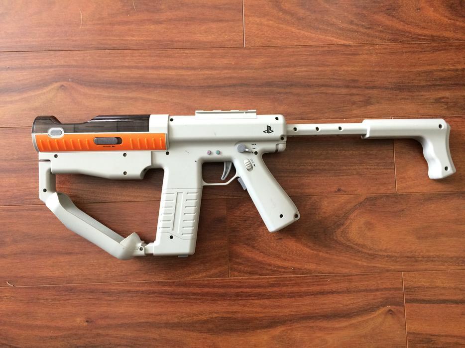 PlayStation move sharp shooter gun Esquimalt & View Royal. Victoria