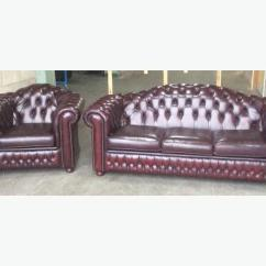 High Back Chesterfield Sofa Leather Retailers Suppliers We Deliver Uk Set Other