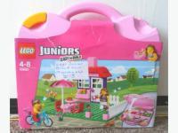 LEGO Junior Bricks & More Set 10660 Suitcase Pink One clip ...