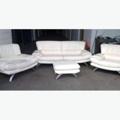 Leather Sofas Dfs Black Sofa Design Ideas 1800 Luxury White Cream 4pc Set We Deliver Uk