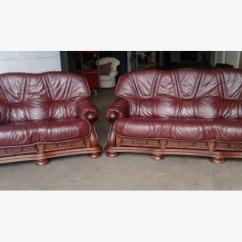 Italy Leather Sofa Uk Best For Pet Hair 2500 Oxblood Red Italian Chesterfield Style Set We Deliver Wide