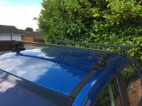 Peugeot 307 roof bars Great Barr, Wolverhampton