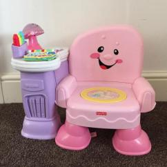 Fisher Price Laugh And Learn Chair Pink Zero Gravity Outdoor Chairs Amp Musical Learning Rowley