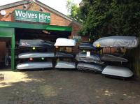 Roof Box & Roof Bar Hire WOLVERHAMPTON, Wolverhampton