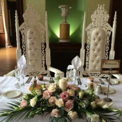 Chair Covers Hire In Wolverhampton Swivel Plate Throne King And Queen Walsall