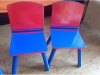 Children table with storage and 2 chairs West Bromwich ...