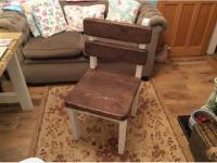 Rustic handmade chairs Rowley Regis, Dudley