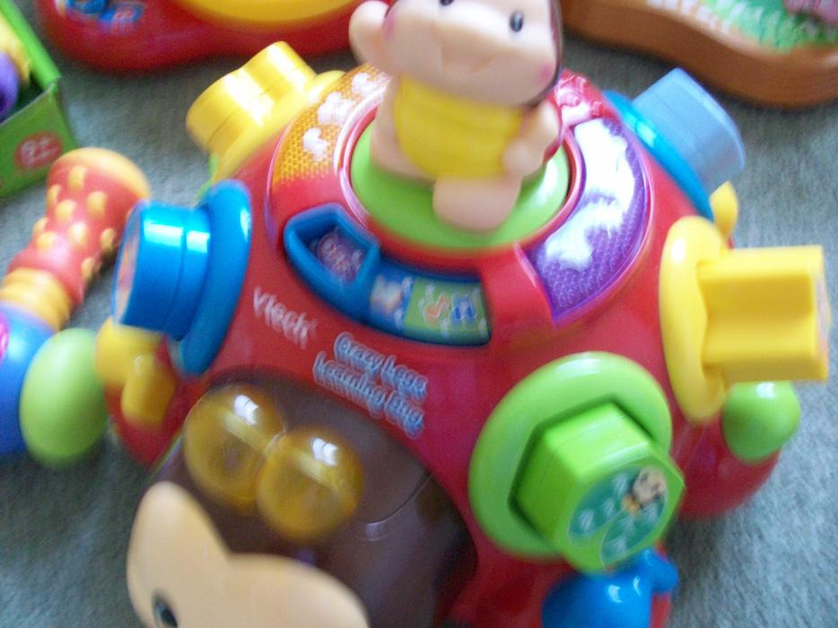 high chair suction toy argos laugh and learn pink job lot of infants toys ideal for christmas sedgley, dudley