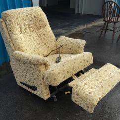 Electric Recliner Sofa Not Working Average Size Of A Bed Massage Chair Walsall, Wolverhampton